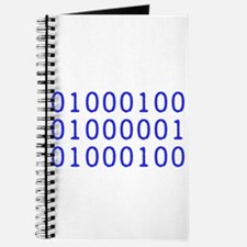 DAD in Binary Code Journal