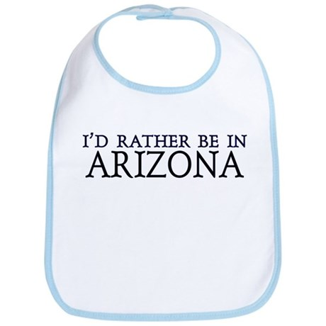 Rather Arizona Bib