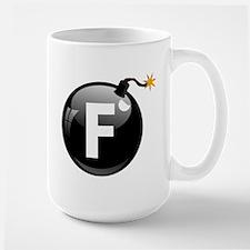 F-Bomb Large Mug