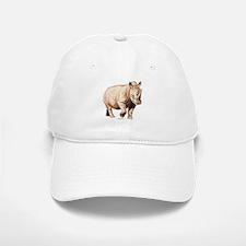 Rhino Rhinoceros Animal Baseball Baseball Cap