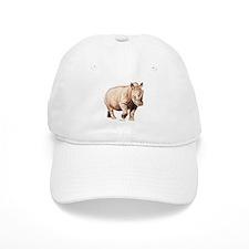 Rhino Rhinoceros Animal Baseball Cap