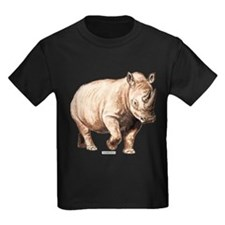 Rhino Rhinoceros Animal T
