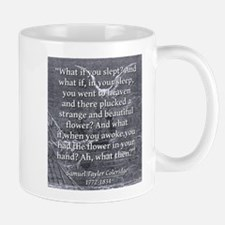 What If You Slept - Coleridge Mug
