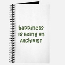 Happiness Is Being An ARCHIVI Journal