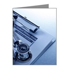 Medical History Note Cards (Pk of 10)