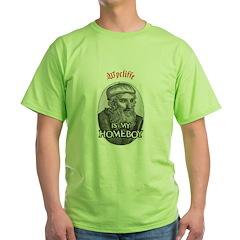 Wycliffe Green T-Shirt