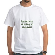 Happiness Is Being An ARCHIVI Shirt