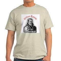 Tyndale Ash Grey T-Shirt
