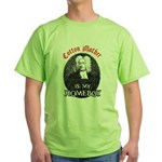 Mather Green T-Shirt