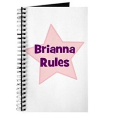 Brianna Rules Journal