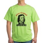 Cromwell Green T-Shirt