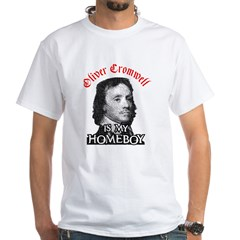 Cromwell White T-Shirt