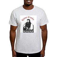 Cranmer Ash Grey T-Shirt