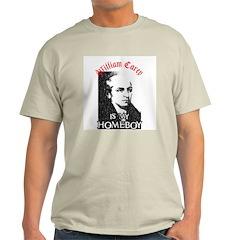 Carey Ash Grey T-Shirt