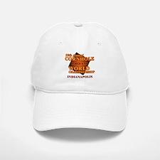 Cornhole Pro Am Baseball Baseball Cap