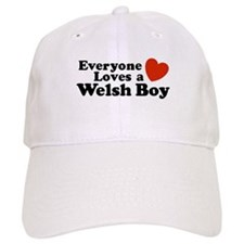 Everyone Loves a Welsh Boy Baseball Cap