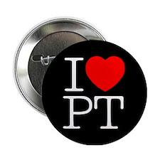 I Heart PT - Button