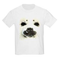 harp seal 1 Kids T-Shirt
