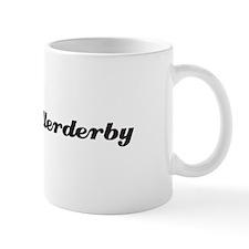 I Heart Rollerderby! Mug