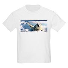 harp seal 2 Kids T-Shirt