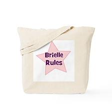 Brielle Rules Tote Bag