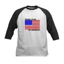 Proud to be an American Baseball Jersey