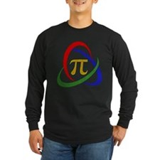 ATOMIC PI Long Sleeve T-Shirt