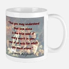 Thus You May Understand - Dante Mug