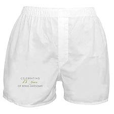 Celebrating 75 Years Awesome Boxer Shorts