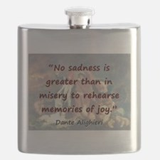 No Sadness Is Greater - Dante Flask