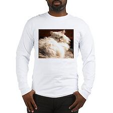persianwht22 Long Sleeve T-Shirt