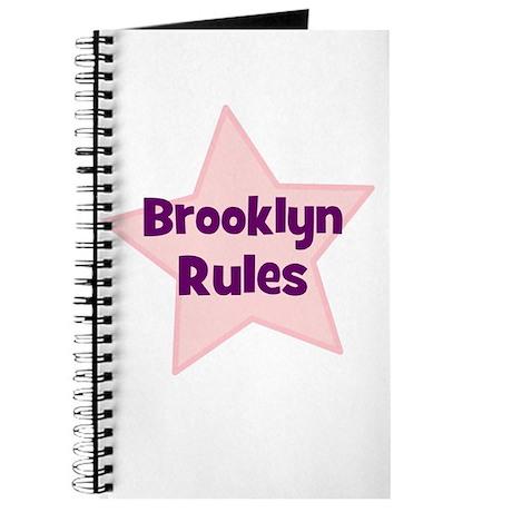 Brooklyn Rules Journal