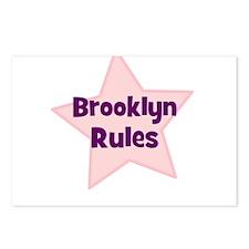 Brooklyn Rules Postcards (Package of 8)