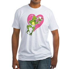 Cupid Frog Shirt