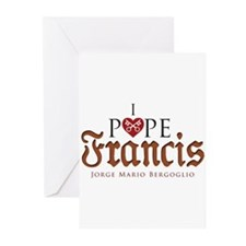 Pope Francis Greeting Cards (Pk of 20)