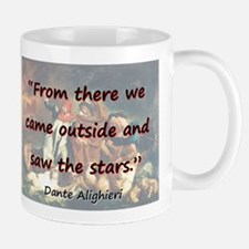 From There We Came Outside - Dante Mug