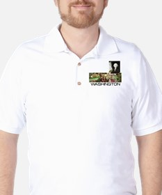 ABH George Washington Golf Shirt