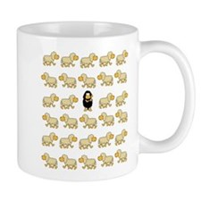 A Sheep with Attitude Mug