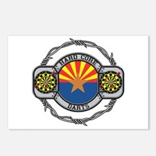Arizona Darts Postcards (Package of 8)