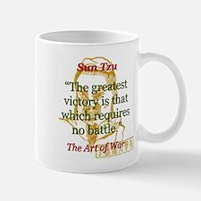 The Greatest Victory - Sun Tzu Mugs