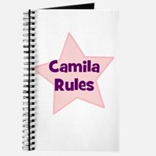 Camila Rules Journal