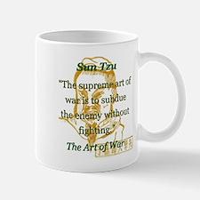 The Supreme Art Of War - Sun Tzu Mugs