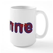 Yvonne Red Caps Mug