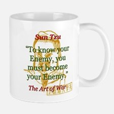 To Know Your Enemy - Sun Tzu Mugs