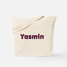 Yasmin Red Caps Tote Bag