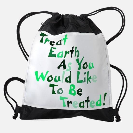 earthyou.jpg Drawstring Bag
