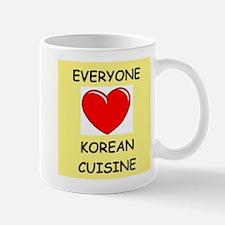 korea. Mug