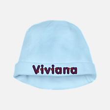 Viviana Red Caps baby hat