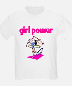 GP Rhythmic Gymnastics 4 Kids T-Shirt