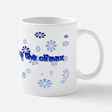 Writers Prolong the Climax writing Mug